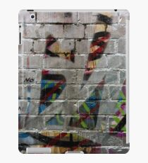 Friday Street Graffiti 11 iPad Case/Skin