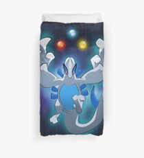 Beast of the sea Duvet Cover