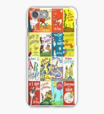 Dr. Suess Books - Iphone 6 Case iPhone Case/Skin