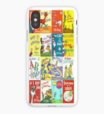Dr. Suess Books - Iphone 6 Case iPhone Case