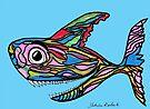 Smiling Fish by Juhan Rodrik