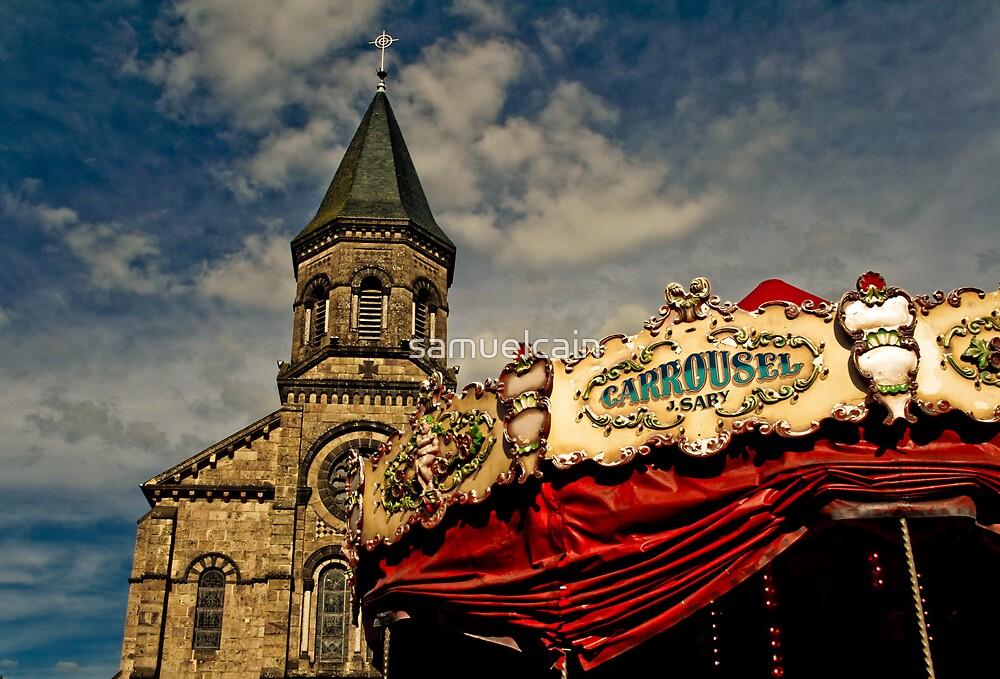 Carousel by samuelcain