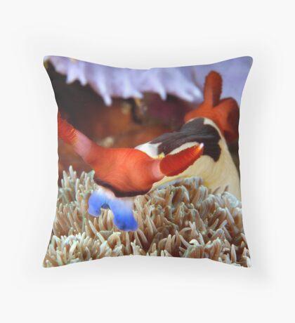 Komodo King Throw Pillow