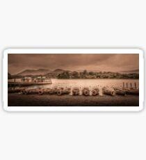 Keswick Docks Sticker