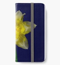 Double headed daffodil iPhone Wallet/Case/Skin