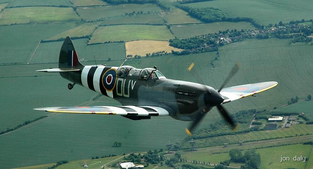 spitfire by jon  daly