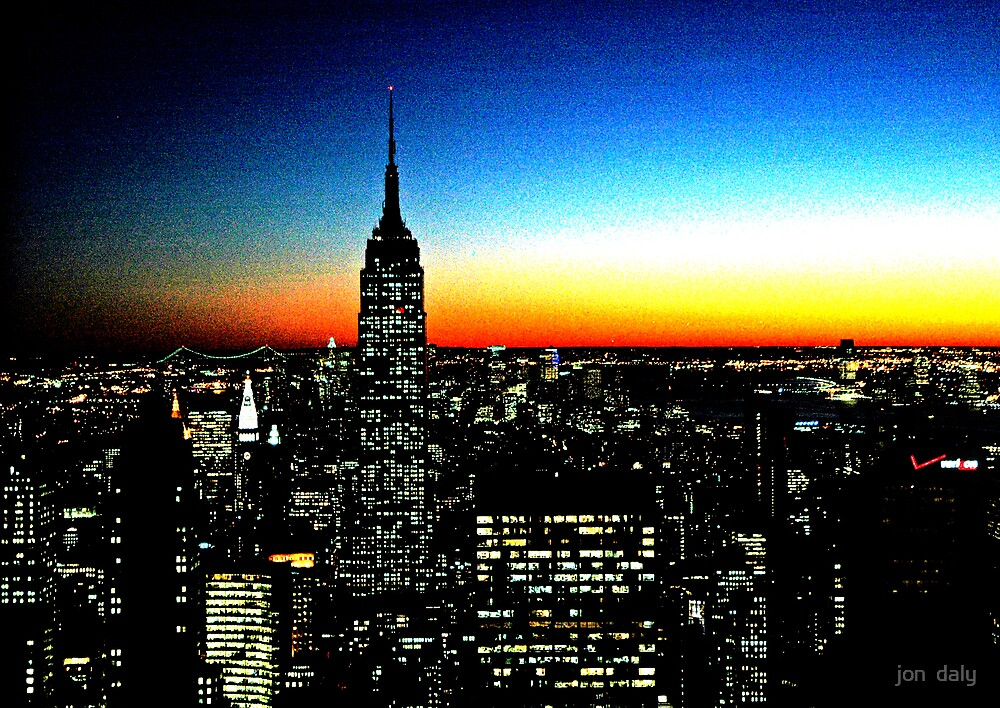 new york city by jon  daly