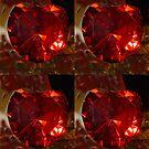 Four Hearts by WildestArt