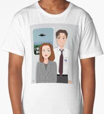 The X-Files - Pilot Long T-Shirt