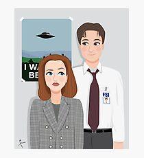 The X-Files - Pilot Photographic Print
