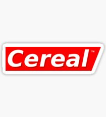 Cereal™ Sticker