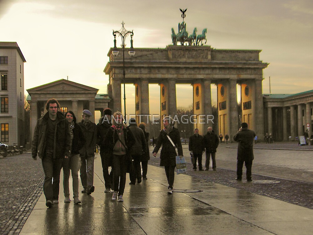 BERLIN by ANNETTE HAGGER