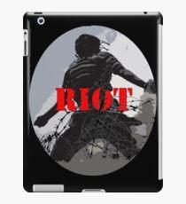 Riot iPad Case/Skin