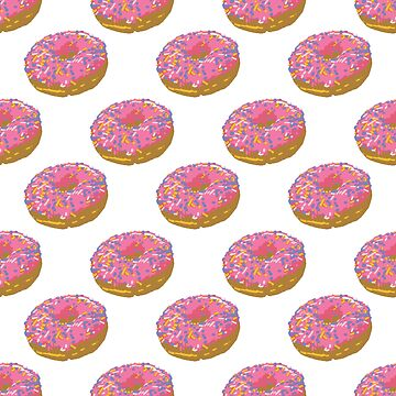 I Love Donuts  by jocose-lines