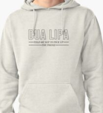 Dua Lipa - New Rules Pullover Hoodie