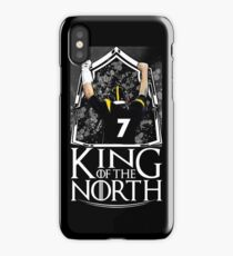 Ben Roethlisberger King Of The North Pittsburgh Steelers Football Shirt And More iPhone Case/Skin