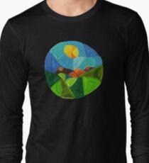 Summer Colour Long Sleeve T-Shirt