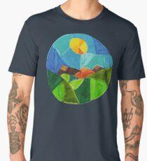 Summer Colour Men's Premium T-Shirt