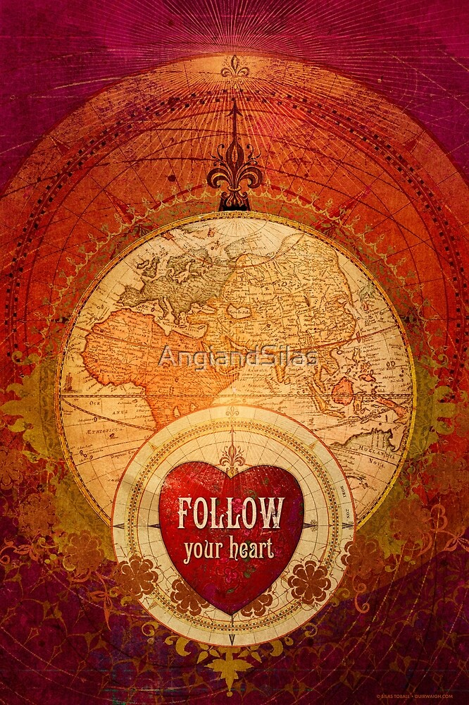 Follow Your Heart by AngiandSilas