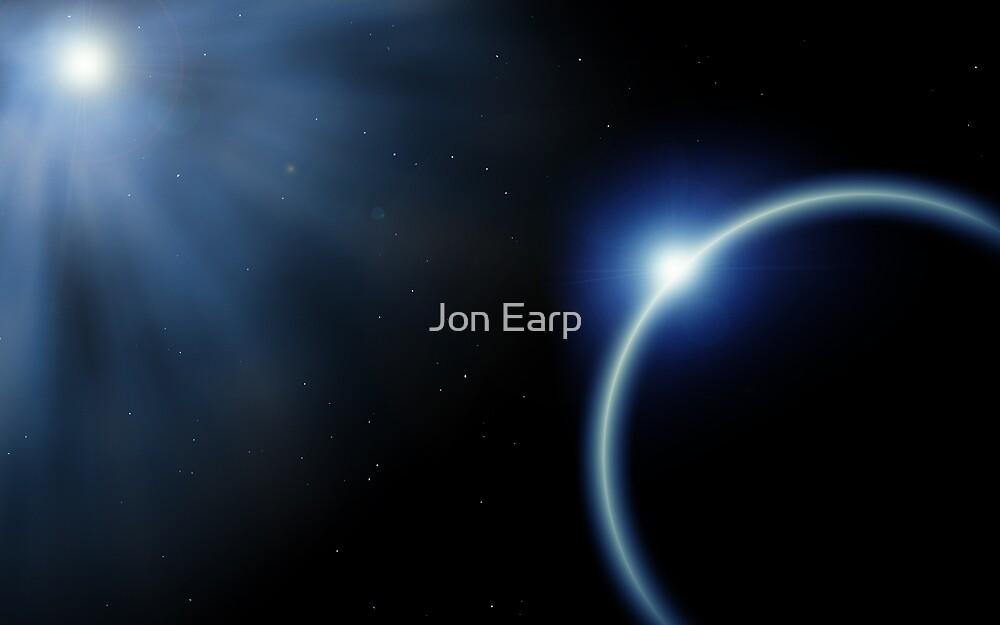 Fictional Space Image by Jon Earp