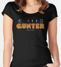 Ready Gunter One Women's Fitted Scoop T-Shirt