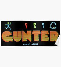 Ready Gunter One Poster