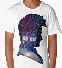 Tenth Doctor Long T-Shirt