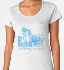 The Sisters Of Mercy - The Worlds End - Body and soul Women's Premium T-Shirt