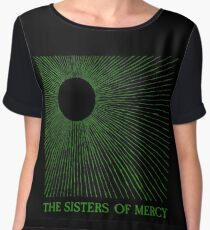 The Sisters Of Mercy - The Worlds End - Temple of Love Chiffon Top