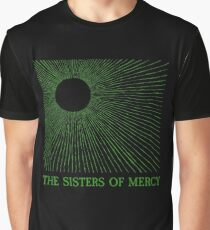 The Sisters Of Mercy - The Worlds End - Temple of Love Graphic T-Shirt