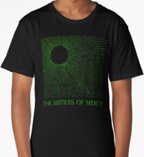 The Sisters Of Mercy - The Worlds End - Temple of Love Long T-Shirt