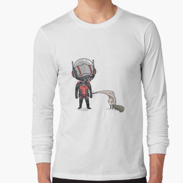 Metallic taste Long Sleeve T-Shirt