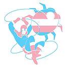 Trans Pride! by Jamtaro