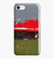 Red Arrows  RAF iPhone Case/Skin