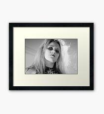 FU Framed Print
