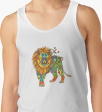 Lion, from the AlphaPod collection Tank Top