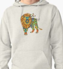 Lion, from the AlphaPod collection Pullover Hoodie