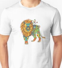 Lion, from the AlphaPod collection Unisex T-Shirt