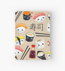Kawaii Sushi Notizbuch