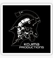 Kojima Productions Premium Sticker