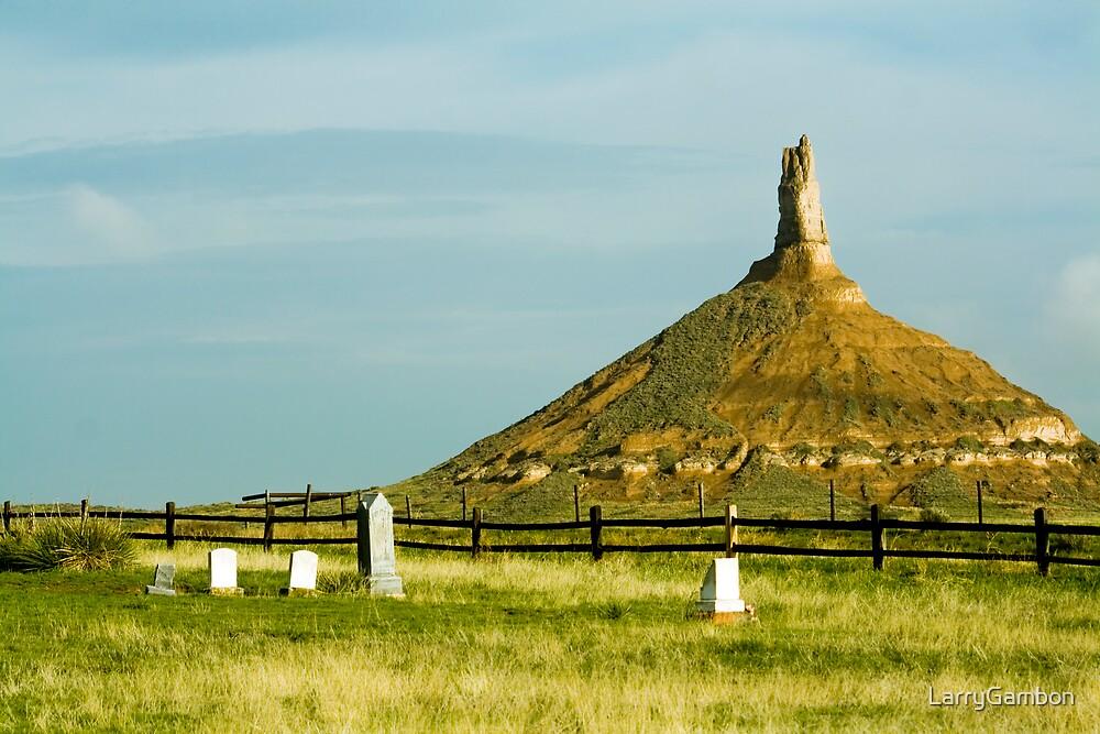 Quot Chimney Rock National Monument Nebraska Quot By Larrygambon