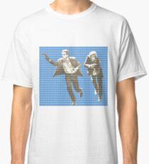 Butch and Sundance - Blue Classic T-Shirt