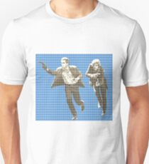 Butch and Sundance - Blue T-Shirt