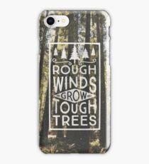 TOUGH TREES iPhone Case/Skin