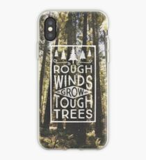 TOUGH TREES iPhone Case