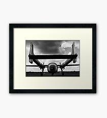 german airplane - 1949 Framed Print
