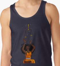 Justice Shackled Tank Top