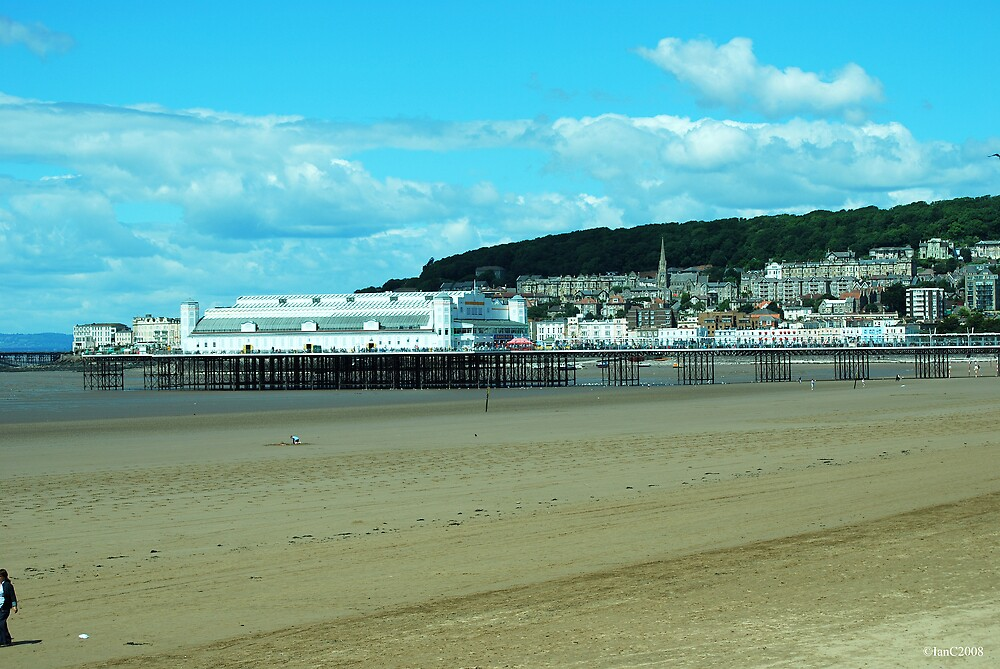 Grand Pier at Weston Super Mare by IanC2008