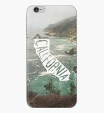 Vinilo o funda para iPhone California