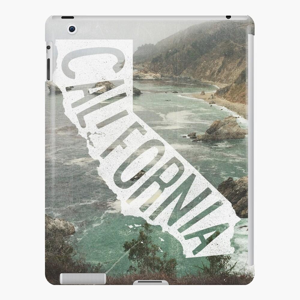 California Funda y vinilo para iPad